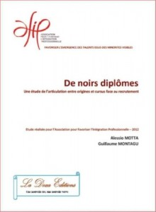 couv De Noirs Diplomes
