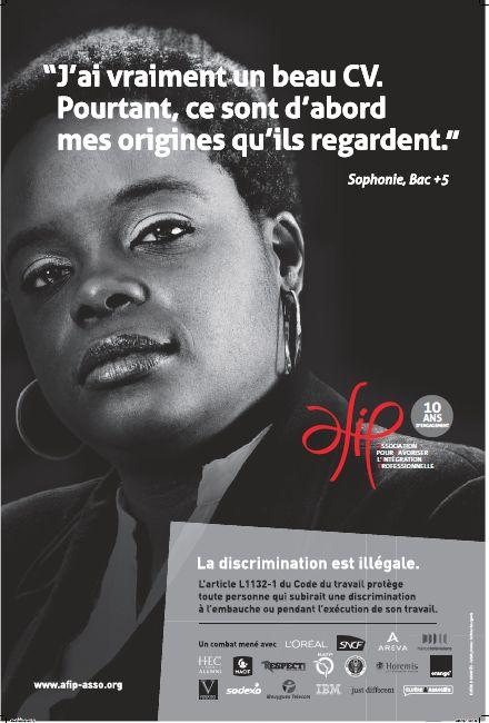 Campagne affiche 10ans AFIP
